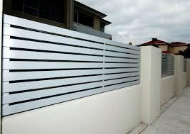 splendid modern fences design exterior kopyok interior exterior