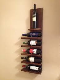 excellent horizontal wine rack design features wooden made wine