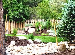 garden rocks ideas rock landscaping garden ideas d home design houzz designs with