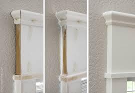 Wainscoting Around Windows Home Improvement Diy Board And Batten