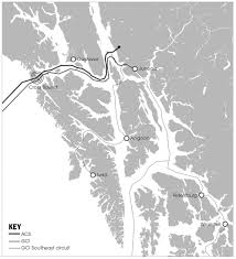Sitka Alaska Map southeast unplugged juneau empire alaska u0027s capital city online