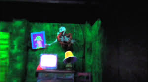 ocean city nj haunted fun house at wonderland youtube