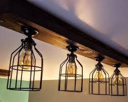 Barn Lamps Chandeliers U0026 Pendant Lights Etsy