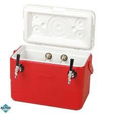 jockey box rental 2 tap jockey box 28 qt keg coil cooler 8a785