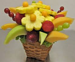 edibles fruit baskets make your own edible fruit basket crazeedaisee