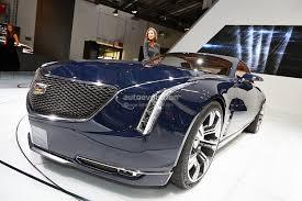 New Cadillac Elmiraj Price Frankfurt 2013 Cadillac Elmiraj Concept Live Photos Autoevolution