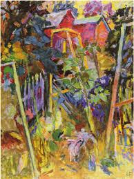 painters louis finkelstein on painterly
