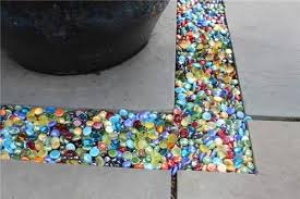 glass pebbles for landscaping glass pebbles wisconsin landscape
