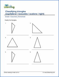 grade 4 geometry worksheets free u0026 printable k5 learning