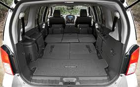 nissan pathfinder 2017 black interior looking back a history of the nissan pathfinder truck trend
