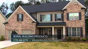 boral siding flint hill park venture homes boral building products youtube