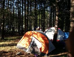 camping and other accommodations newberry event