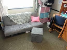 remarkable mini dorm room futon ideal dorm room futon home