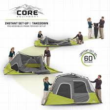 core 6 person instant cabin tent review tents zone