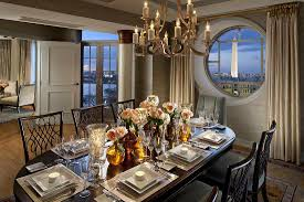 Moon Palace Presidential Suite Floor Plan by Luxury Accommodations Near National Mall Mandarin Oriental