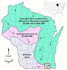 Wisconsin Usa Map Geosciences Free Full Text Three Dimensional Geological Model