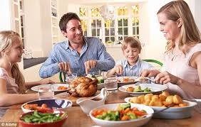 the of the sunday roast how just one in 50 families enjoy