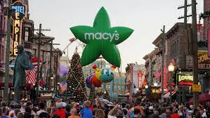 the big event at universal studios florida is the macy s