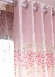 Energy Efficient Curtains Cheap Energy Efficient Curtains Of Floral Printing Patterns In Pink Color