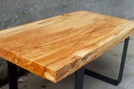Coffee Table Uses by Live Edge Furniture Emerald City Slabs