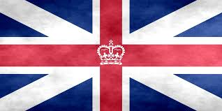 Flag By Gw British Empire Flag By Neethis On Deviantart