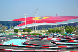 ferrari building the a to d on abu dhabi deelightfully deevine