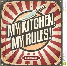 affiche cuisine vintage signe de cuisine de vintage illustration de vecteur illustration