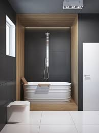 Bathroom Wood Paneling Modern Apartment With Two Zones And Amazing Wood Paneling Digsdigs