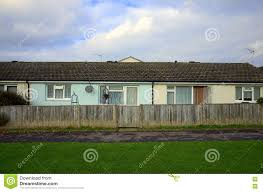bungalow style home bungalow style homes in england editorial stock image image