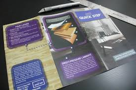 Quick Step Laminate Flooring Review Quick Step Laminate Flooring Brochure On Behance