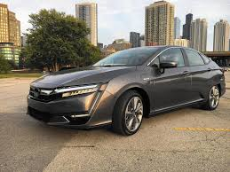 2018 honda clarity plug in hybrid at a glance chicago tribune