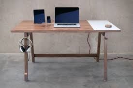 standing desk cable management 25 best desks for the home office man of many