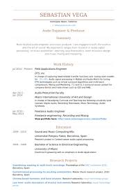 Electrical Engineer Resume Sample by Applications Engineer Resume Samples Visualcv Resume Samples