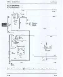 john deere stx 38 wiring question lawnsite