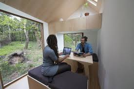 Rent A Tiny House by Luxurious Tiny Home Lets Owner Live Off Grid And Rent Free Tiny