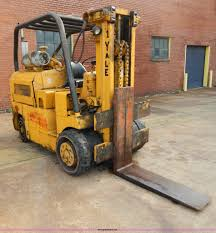 1970 yale forklift item ae9936 sold may 30 construction