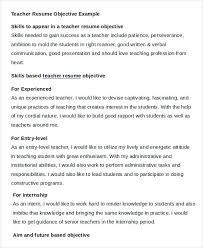 teacher resume objective ideas exles this is resume objective ideas goodfellowafb us