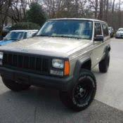 tan jeep cherokee classic 1994 jeep cherokee xj 2 door 4x4 i6 4 0l for sale detailed