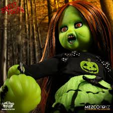 living dead dolls sweet tooth green variant 10 u201d doll 2017