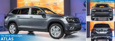 vw atlas 2018 volkswagen atlas model information hatchback car research