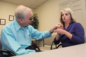 Alabama Institute For Deaf And Blind Aidb Helps Deaf Blind Succeed On A Daily Basis News