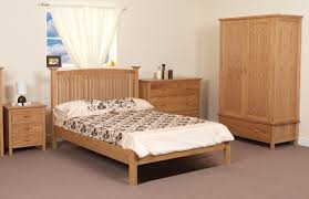 Simple Wooden Bed With Drawers Bedroom Charming Wooden Bedroom Furniture Set With Large Wooden