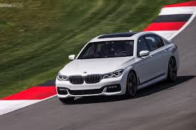 bmw race series 2016 bmw 7 series on the race track