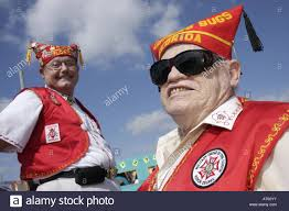 Military Flag Order Tradition Senior Man Vfw Veteran Foreign War Military Order Of The