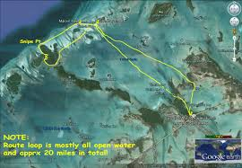 Map Of The Keys Florida by Higher Ground In The Lower Keys And Faith In Numbers Kayakfari