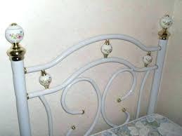 chambre fer forgé lit en fer forge blanc lit en fer blanc chambre fer forgu00e9 blanc