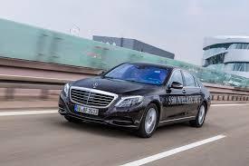 mercedes autonomous car mercedes bertha autonomous car drives into retirement