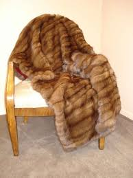 Faux Fur Blankets And Throws David Appel Furs Beverly Hills Los Angeles Interior Design Fur