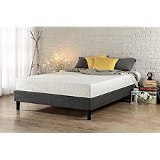 Upholstery Frame Amazon Com Zinus Essential Upholstered Platform Bed Frame