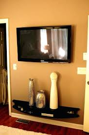 decorating ideas for wall mounted tv over fireplace brick